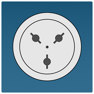 Power Outlet Type H